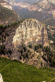 Cathedral Rock Nevada Mountains — Stock Photo