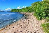 Smugglers Cove British Virgin Islands — Stock Photo