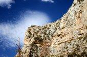 Zona nazionale di ricreazione di primavera montagne — Foto Stock