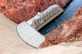 Hoover Dam in Southwest USA — Stock Photo