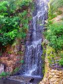 Krape Park Waterfall Illinois — Stock Photo
