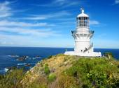 Sugarloaf Point Lifehouse Australia — Stok fotoğraf