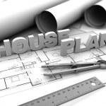 House plan — Stock Photo #54723135