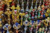Colorful Hookahs — Foto de Stock