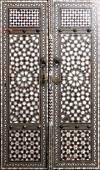 Door from Topkapi palace — Stock Photo