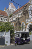 All Saints Anglican Church in Galle, Sri Lanka — Stock Photo