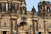 Berlin Cathedral (Berliner Dom) — Stock Photo