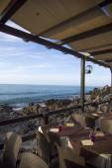 Restaurant at Cefalu, Sicily — Stock Photo