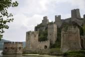 Golubac 堡垒 — 图库照片