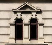 Oslo window — Stock Photo