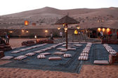 Aldea beduina — Foto de Stock
