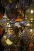 Lâmpadas orientais — Fotografia Stock