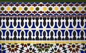 アラビア語の飾り — ストック写真