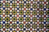 阿拉伯语模式 — 图库照片