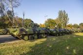 Infantry Fighting Vehicles of the Serbian Armed Forces — Stock Photo