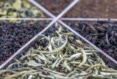 Sri Lankan teas — Stock Photo