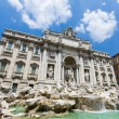 Trevi fountain in Rome, Italy — Stock Photo #61709137