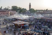 Marrakesh, Morocco — Stock Photo