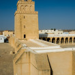 Great Mosque of Kairouan In Tunisia — Stock Photo #66881107