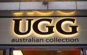 UGG Australia store — Stok fotoğraf