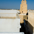 Great Mosque of Kairouan In Tunisia — Stock Photo #68742413