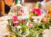 свадебные украшения — Стоковое фото