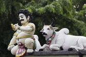 印度庙,新加坡 — 图库照片