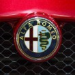 Постер, плакат: Alfa Romeo car
