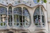 Casa Batllo in Barcelona — Stock Photo