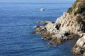 Costa brava, Spagna — Foto Stock
