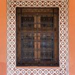 Moroccan window — Stock Photo #77404608