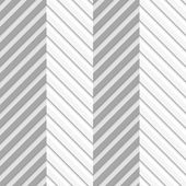 Geometrical pattern with perforated zigzag lines with folds — Stock Vector
