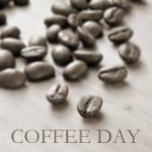 Coffee day — Stock Photo