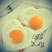 Egg day — Stock Photo