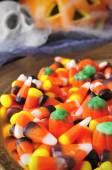 Cadılar bayramı şekerleri — Stok fotoğraf