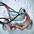 Health care industry — Stock Photo #57534101