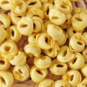 Uncooked tortellini — Stock Photo