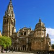 Cathedral of Saint Mary of Toledo, Spain — Stock Photo #57769881