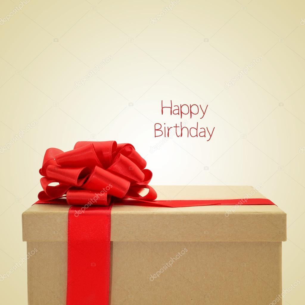 Шуточное поздравление с вручением прикольных подарков на день рождения 98