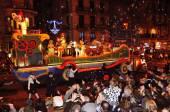 Cavalcade of Magi in Barcelona, Spain — Stock Photo
