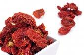 Sun-dried tomatoes — Stock Photo