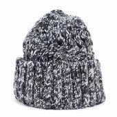 Mottled knit cap — Stock Photo