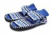 Slipper socks — Stock Photo