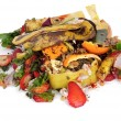A pile of food waste — Stock Photo #68423525