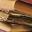 Worn-out old books  — Stockfoto #69878739