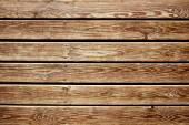 Rustic wood slats background — Stock Photo