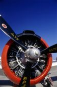 ヴィンテージの飛行機 — ストック写真