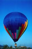 Hot air baloon — Stock Photo