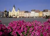 Ческе-Будеёвице, Чехия — Стоковое фото