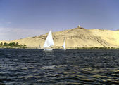 River Nile — Stock Photo